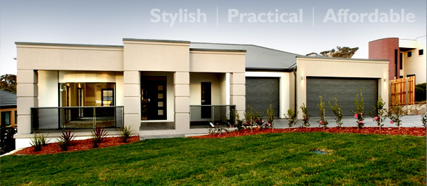 front yard - Stylish Home Design